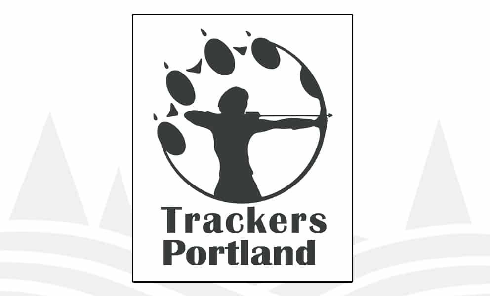 Trackers Portland Logo