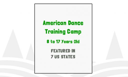 American Dance Training Camp - CA, CO, MD, NC, TX, VT, WI