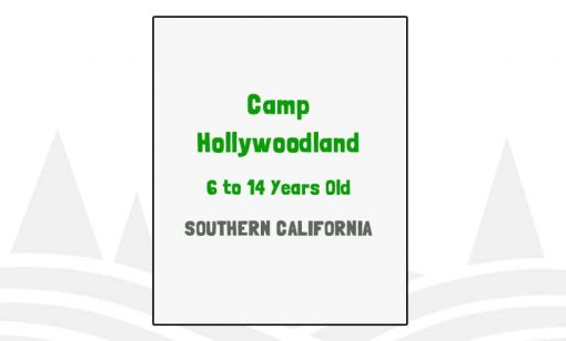 Camp Hollywoodland - CA