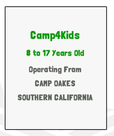 Camp4Kids - CA