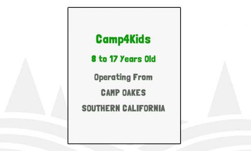 Camp4Kids - CA