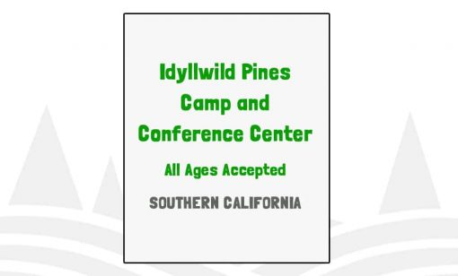 Idyllwild Pine Camp and Conference Center - CA