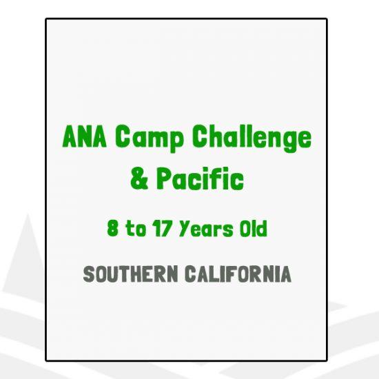 ANA Camp Challenge & Pacific - CA
