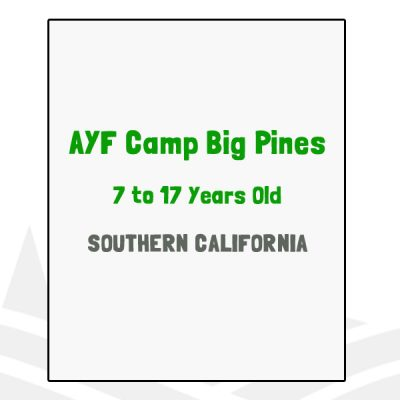 AYF Camp Big Pines - CA