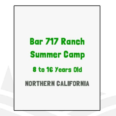 Bar 717 Ranch Summer Camp - CA