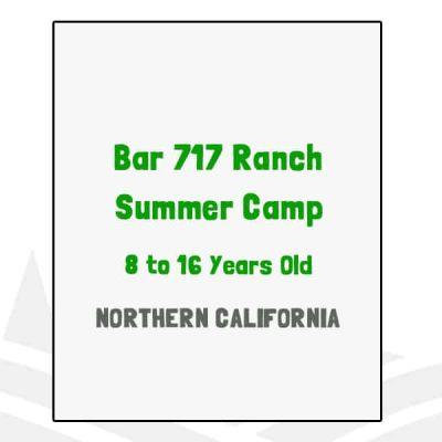 Bar 717 Ranch Summer Camp - CA