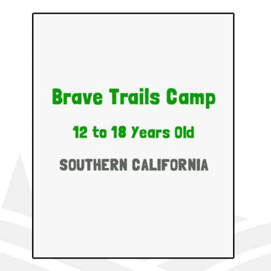 Brave Trails Camp - CA