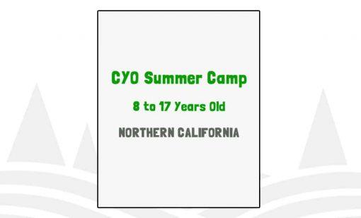CYO Summer Camp - CA