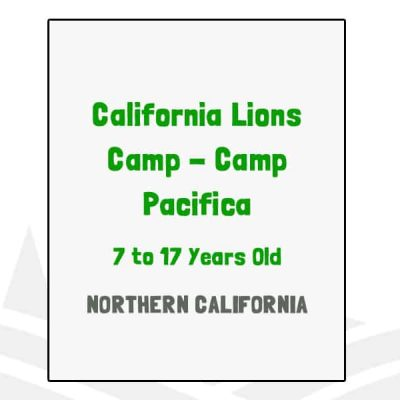 California Lions Camp Pacifica - CA