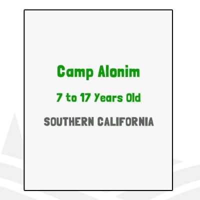 Camp Alonim - CA