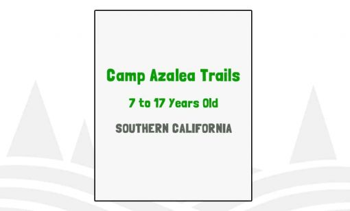 Camp Azalea Trails - CA