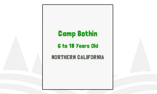 Camp Bothin - CA
