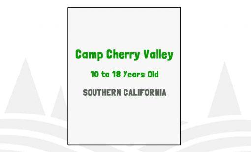 Camp Cherry Valley - CA