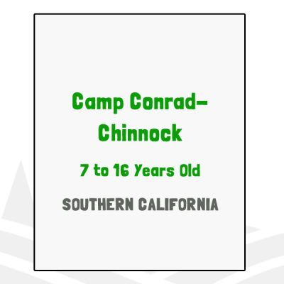 Camp Conrad Chinnock - CA