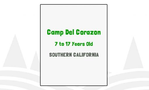 Camp Del Corazon - CA