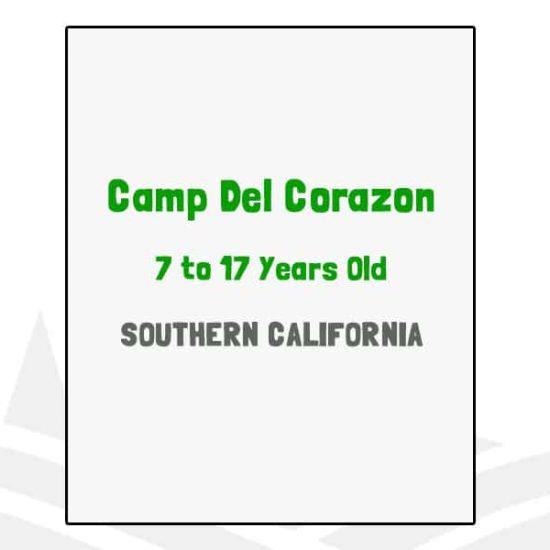 Camp Del Corazon - CA