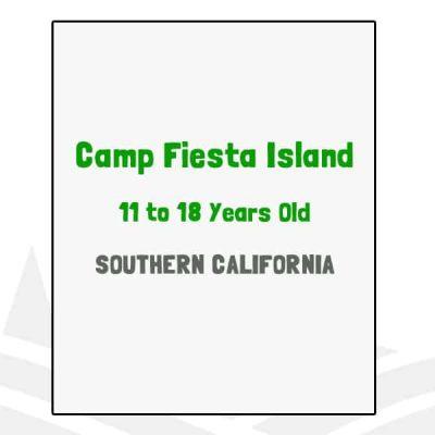 Camp Fiesta Island - CA