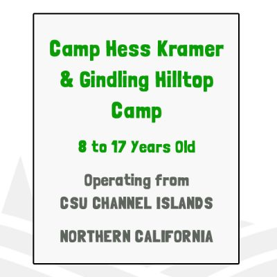 Camp Hess Kramer Gindling Hilltop Camp - CA