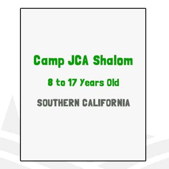 Camp JCA Shalom - CA