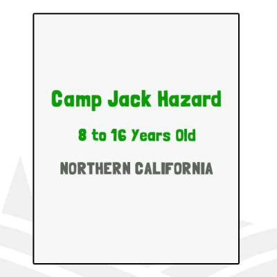 Camp Jack Hazard - CA