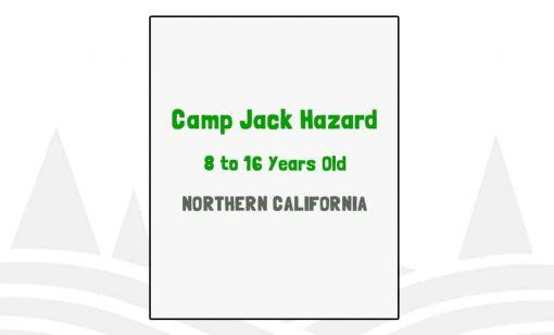 Camp Jack Hazard - CA