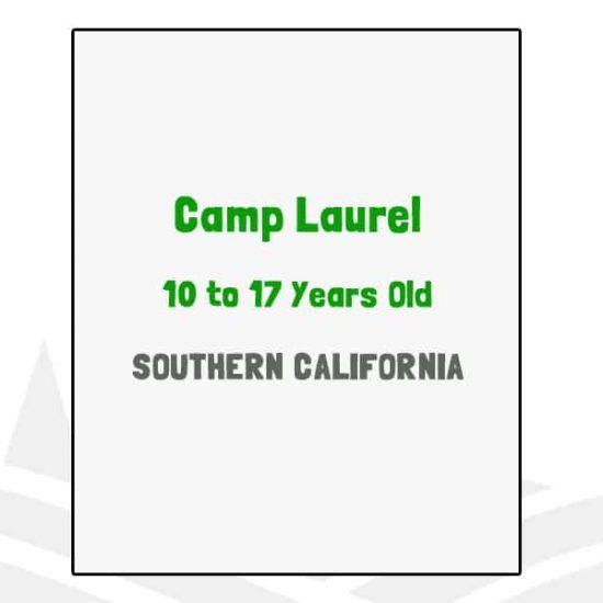 Camp Laurel - CA