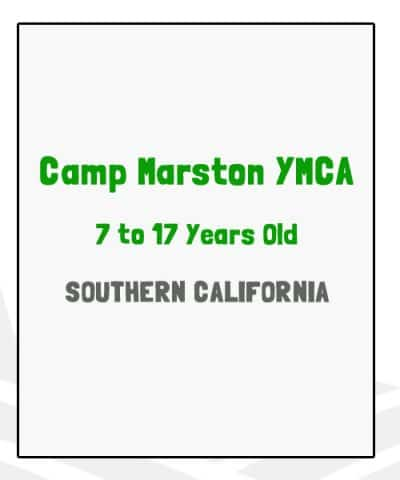 Camp Marston YMCA - CA