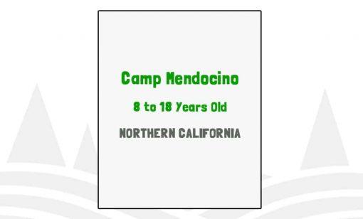 Camp Mendocino - CA