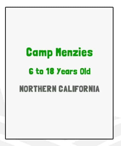 Camp Menzies - CA