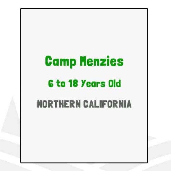 Camp Menzies - CA