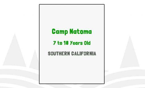 Camp Natoma - CA
