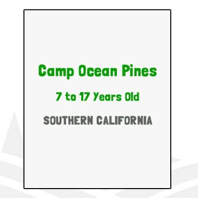 Camp Ocean Pines - CA