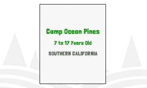Camp Ocean Pines - CA