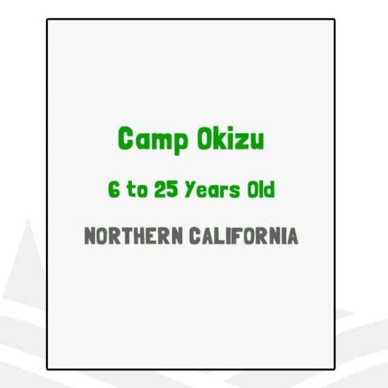 Camp Okizu - CA