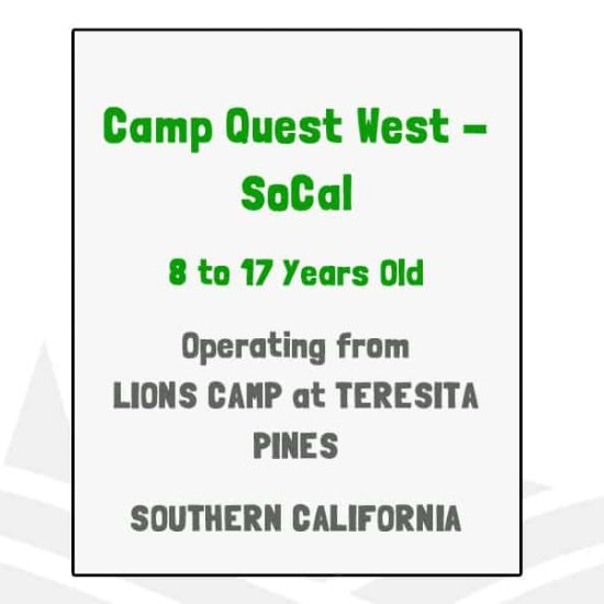 Camp Quest West SoCal - CA