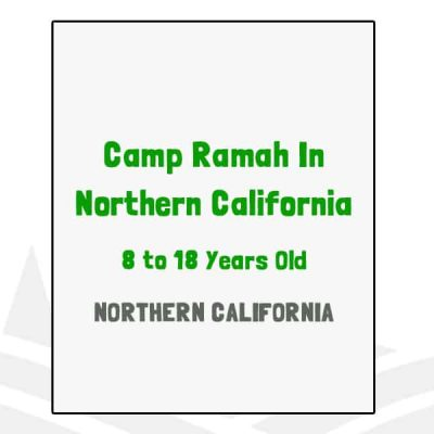 Camp Ramah In Northern California - CA