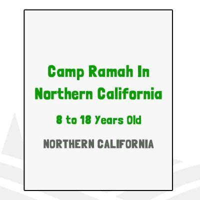 Camp Ramah In Northern California - CA