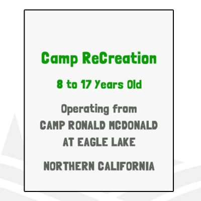 Camp ReCreation - CA