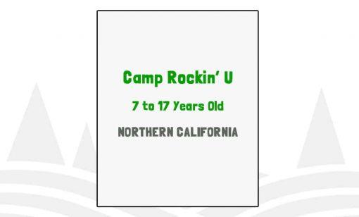 Camp Rockin' U - CA