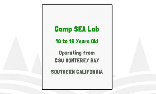 Camp SEA Lab - CA
