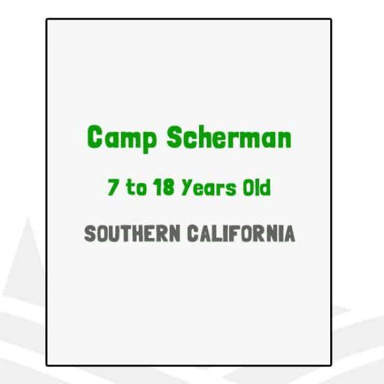 Camp Scherman - CA