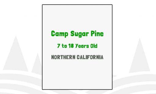 Camp Sugar Pine - CA
