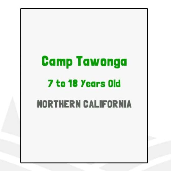 Camp Tawonga - CA