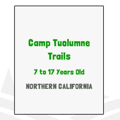 Camp Tuolumne Trails - CA