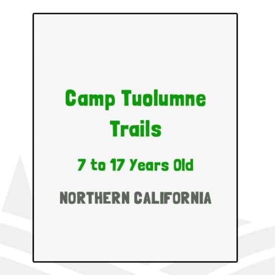 Camp Tuolumne Trails - CA
