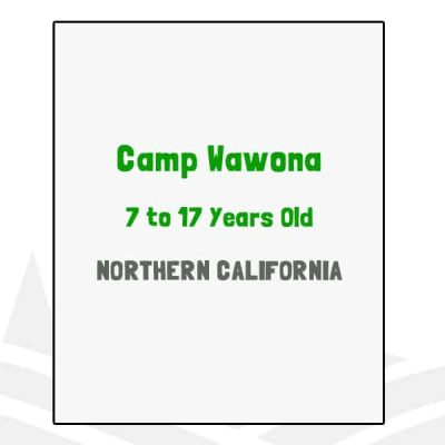 Camp Wawona - CA
