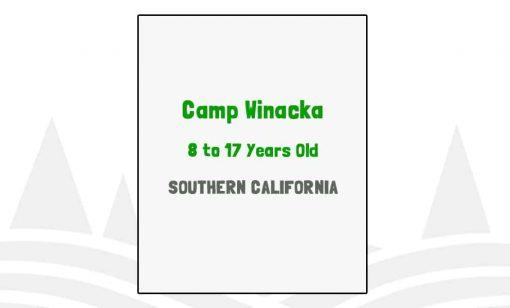 Camp Winacka - CA
