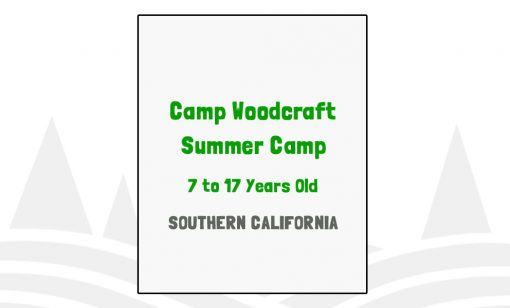 Camp Woodcraft Summer Camp - CA