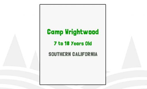 Camp Wrightwood - CA