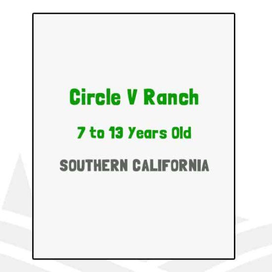 Circle V Ranch - CA